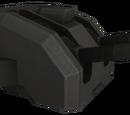 Rampart 127mm gun