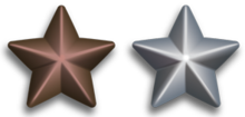 File:Silver and Bronze Service Stars.PNG