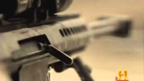 Barrett .50 cal M82 Sniper Kill Shot (A MUST WATCH)