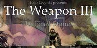 The Weapon III