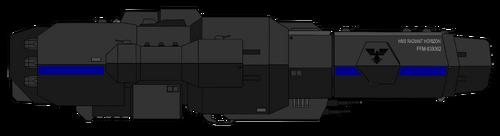 HMS Radiant Horizon
