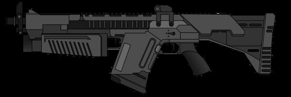 AR-14 DEW Assault Rifle