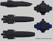 Artemis profile