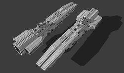 Liberty-class Battlecruiser