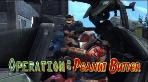 "Operation Peanut Butter 1 ""Pilot"" (Halo Reach Machinima)"