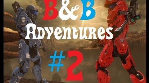 "B&B Adventures Part 2 ""Aftermath"" (Funny Halo 4 Machinima)"