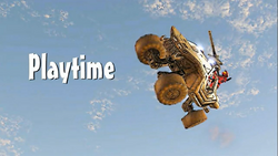 Playtime title