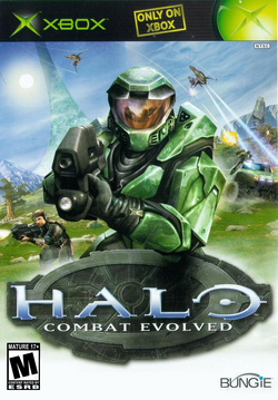 Halo Combat Evolved cover
