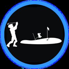 Golf-icon