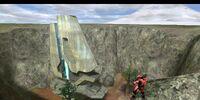Blue Base Cliff v. 2 (Infinity)