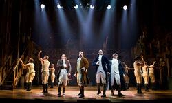 Hamilton stage lighting