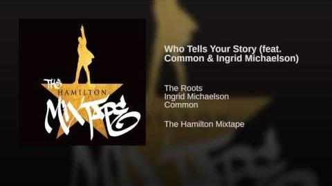 Who Tells Your Story (feat