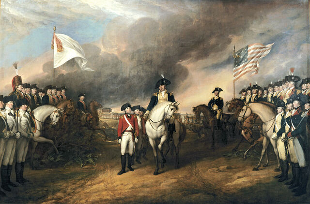 File:American Revolution Cornwallis Surrender.jpg