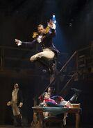Marquis de Lafayette table jump