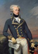 Gilbert du Motier Marquis de Lafayette