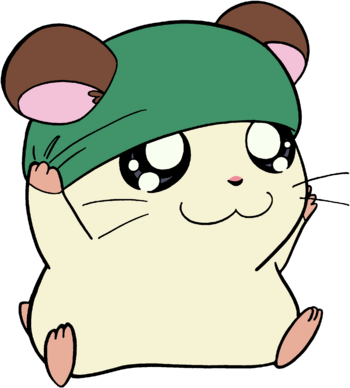 Cappy | The Hamtaro Wiki | Fandom powered by Wikia