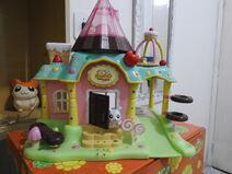 Hamtaro Candy House Mario Croft