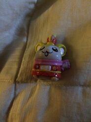 Pashmina toy figure