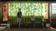 Toru talking with Satsuki