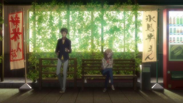 File:Toru talking with Satsuki.jpg