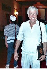 Dick Van Dyke (and Mary Tyler Moore behind him)