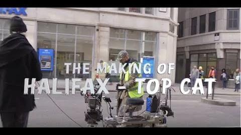 Halifax - Making of Top Cat