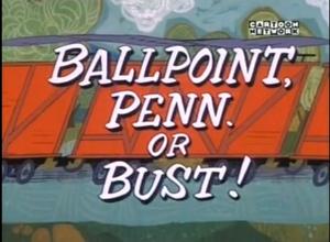 Ballpoint penn or bust