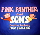 Pink Panther and Sons