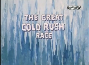 The great cold rush race