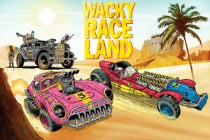 Wacky Race Land