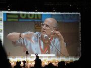 Comic-Con 2010 - Paul panel - Jeffrey Tambor