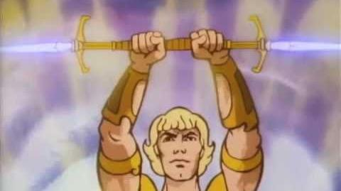 Galtar and the Golden Lance Cartoon Intro