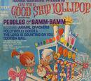 On the Good Ship Lollipop Starring Pebbles & Bamm-Bamm of The Flintstones
