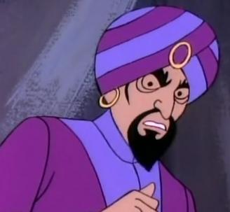 Evil Swami