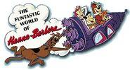 Universal Studios The Funtastic World of Hanna-Barbera logo