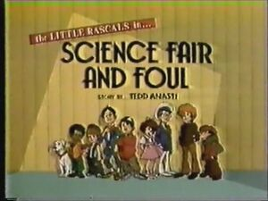 Science Fair and Foul