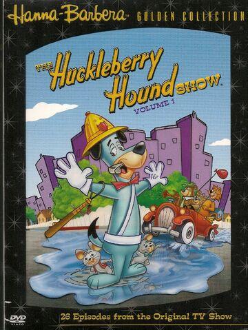 File:Huckleberry Hound Show DVD.jpg