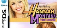 Hannah Montana: The Movie (video game)