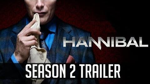 Hannibal Season 2 Trailer HD