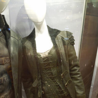 'Gretel' outfit worn by Gemma.