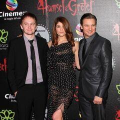 Tommy, Gemma and Jeremy.