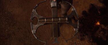 Gretel's crossbow