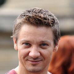 Jeremy smiles.