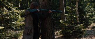 Ben with the gun