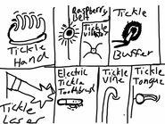 Tickle Torture Tools