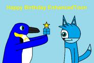 Happy Birthday EnhancedToon