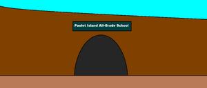 Paulet Island All-Grade School