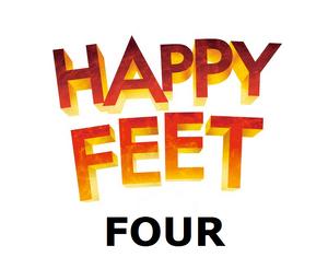 Happy Feet Four (MF65's Version Logo)