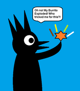 Ramon's Burrito Exploded