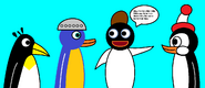 Ramon meet Chilly Willy to Sgt. James Byrd and Tip